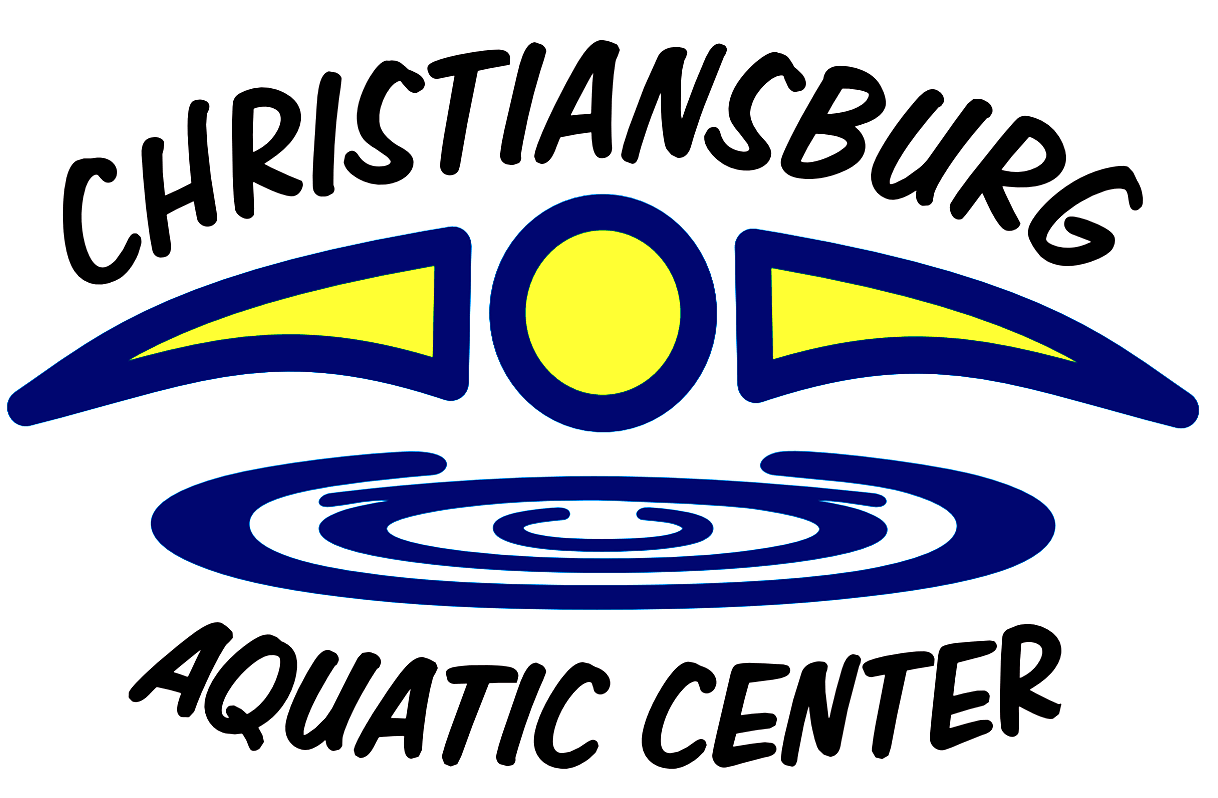 Christiansburg Aquatic Center Logo